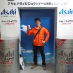 東京マラソンの練習終了&EXPO&当日の勝負プチ仮装