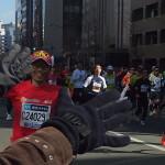 東京マラソン2013【前半編】