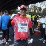 東京マラソン2013【スタート編】