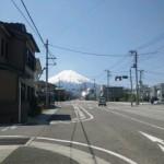 恐るべし富士山パワー
