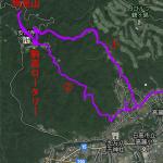 【朝練坂トレ】物見山×2