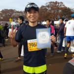 【速フォー!】つくばマラソン
